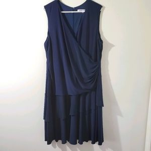 Luxe by Carmen Marc Valvo Dress size 22W